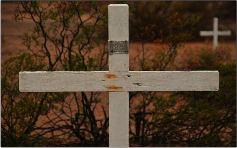 Cemetery, Daggett, California
