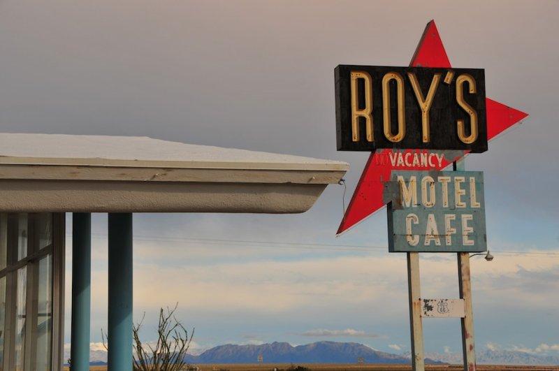 Roys Cafe and Motel - Amboy, California