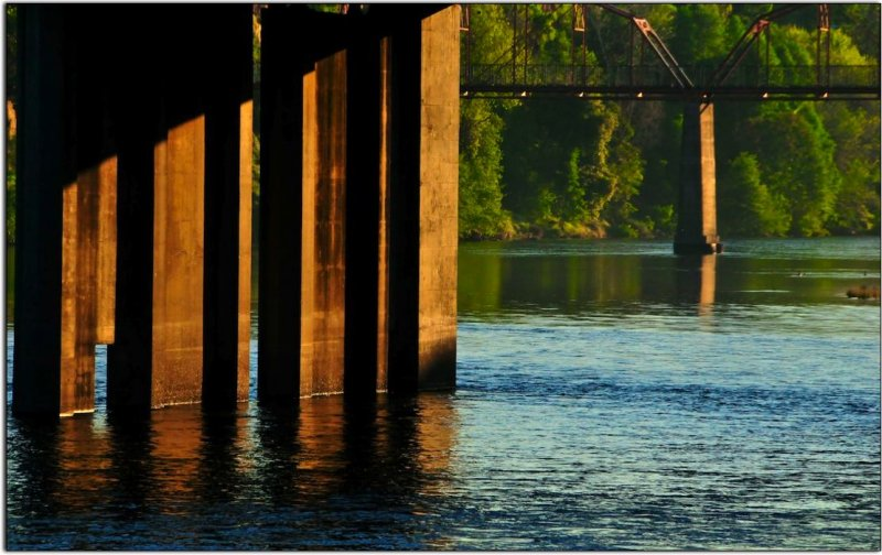 Bridges on the American River