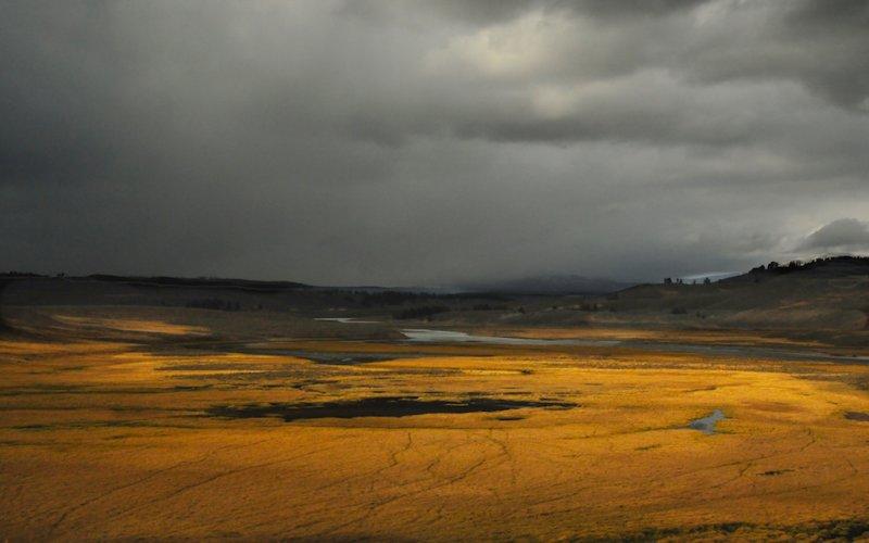 Hayden Valley, Yellowstone