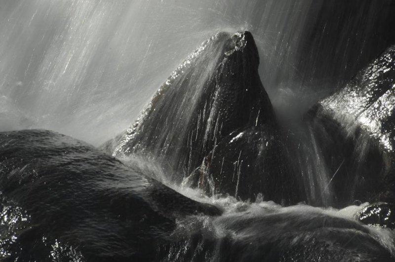 Lee Vining Creek Cascade
