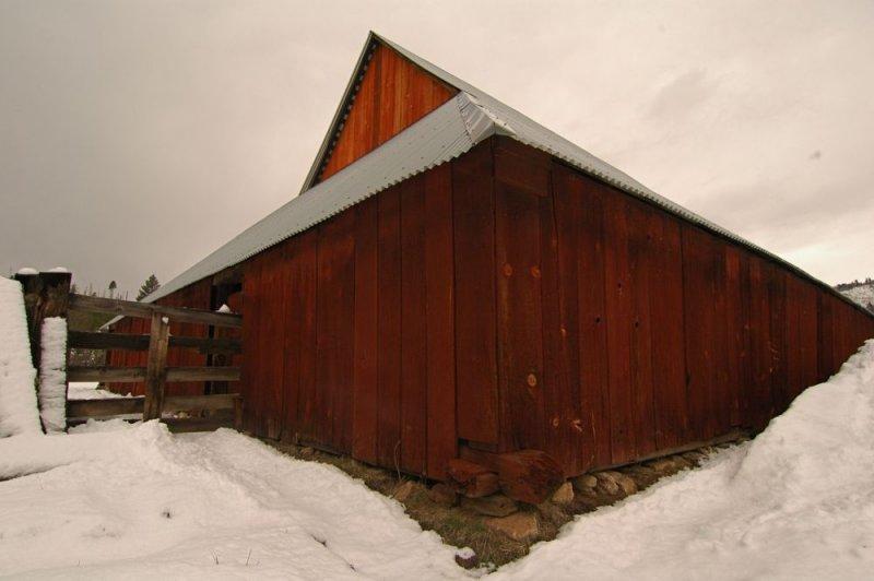 Foresta Barn in Big Meadow