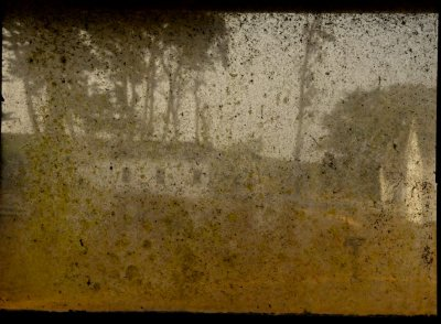 View Out of the Barn Window