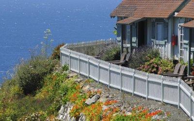 Lucia Lodge Cottages, Big Sur