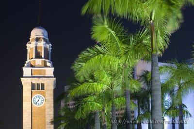 Former Kowloon - Canton Railway Clock Tower, Tsim Sha Tsui «e¤E¼sÅK¸ôÄÁ¼Ó