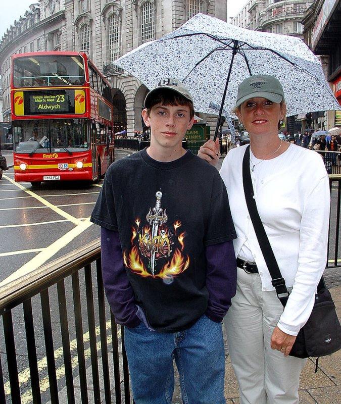 Wet London