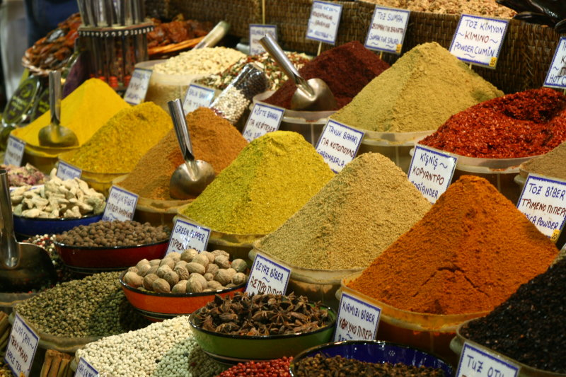 Istambul - Spice Market 2