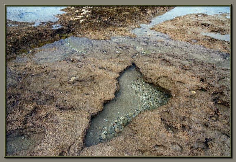 Footprints of the ocean