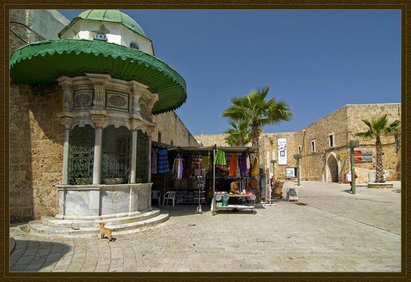 Al Jazzar mosque