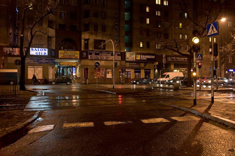 Targowa Street