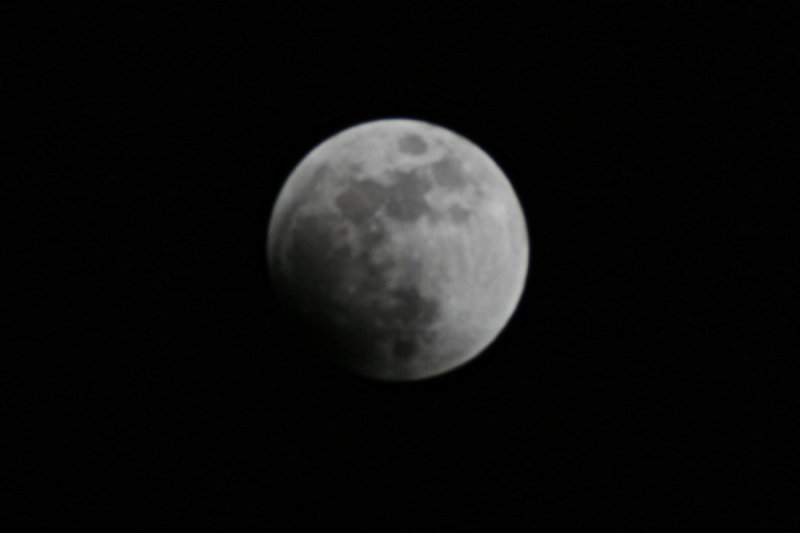 Lunar Eclipse - Start