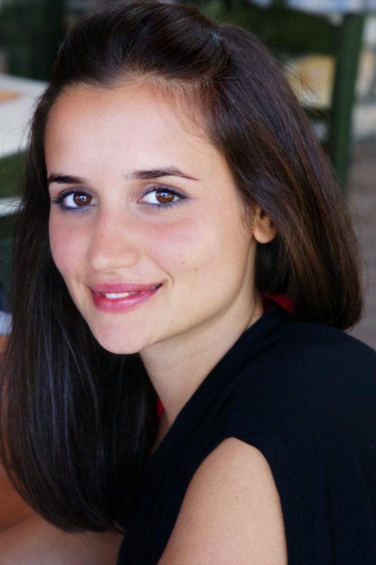 Ana, Italian beauty