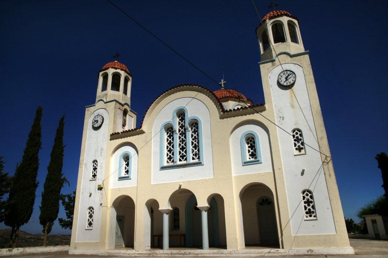 Byzanthine church