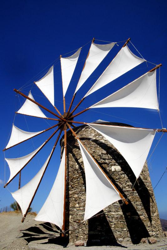 Mountain windmill