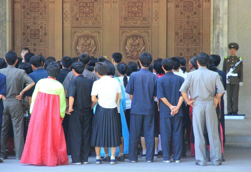 Kim Il Sung pavillion