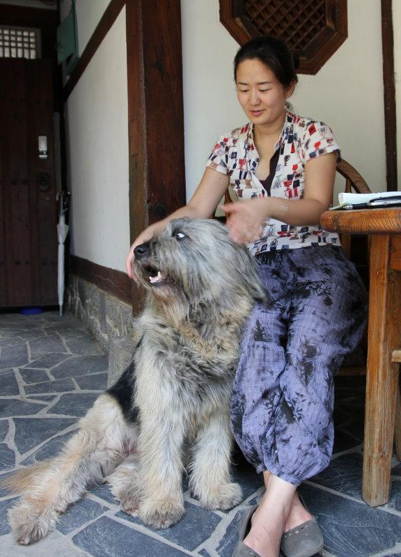 Seoul Guesthouse - My wonderful hosts