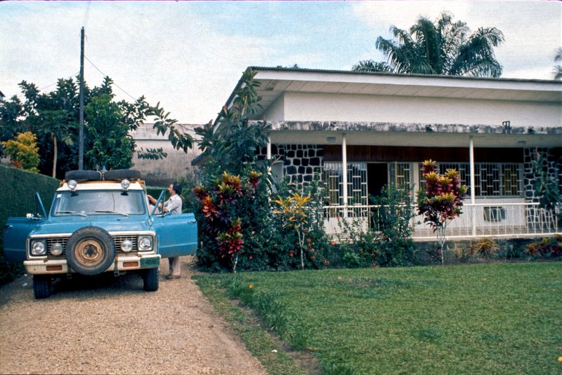 Chez moi a Douala