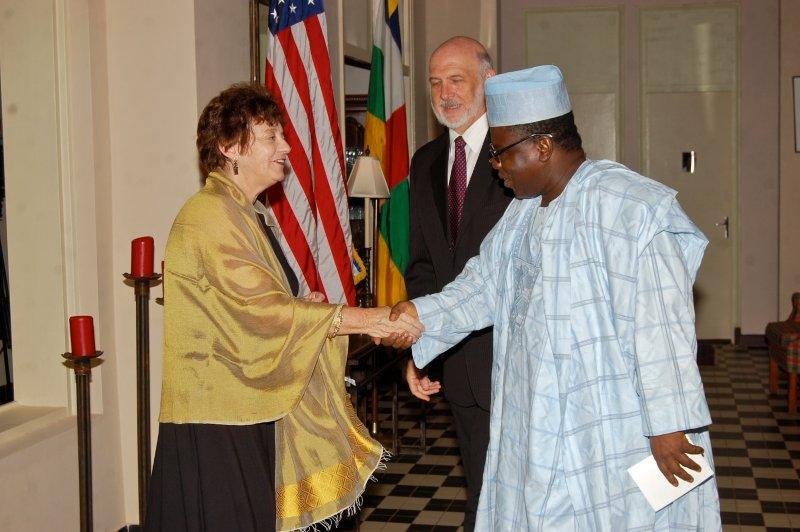 Ambassador of Nigeria