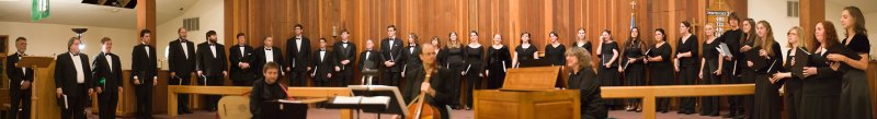 Sonoma State Chamber Choir