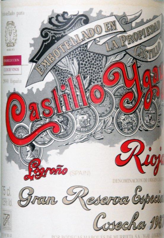 España / Rioja / 1987