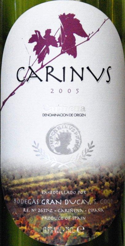 España / Cariñena / 2005