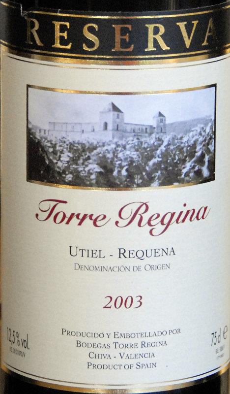 España / Utiel Requena / 2001