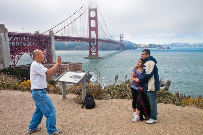 Memory of Golden Gate