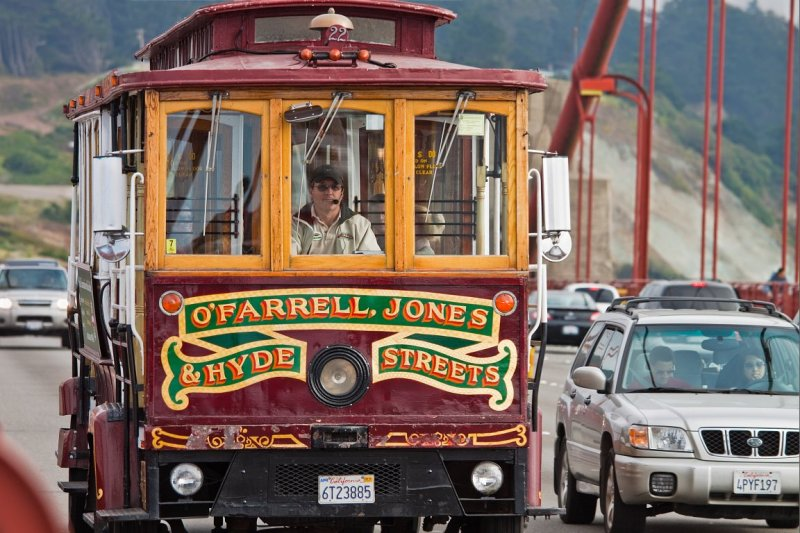 Cable Car Look Alike