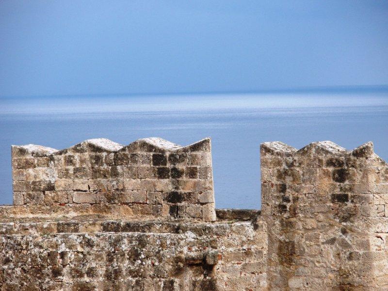 Merlons of the Acropolis