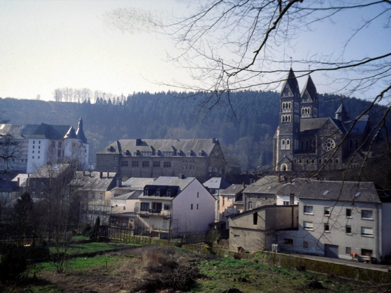 Clervaux in the morning