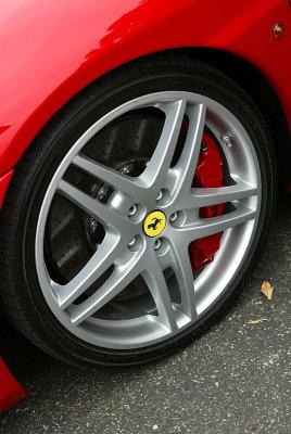 Ferrari F430 wheel