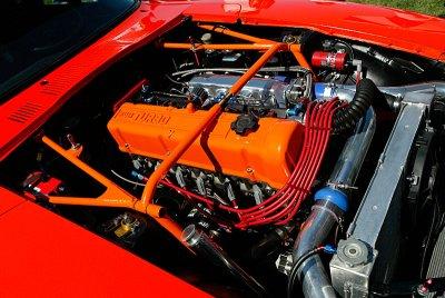 Nissan 240Z turbo