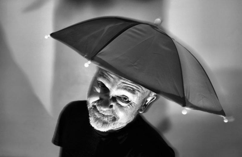 umbrella hat photo - Bill Warren photos at pbase.com 4c623e17762