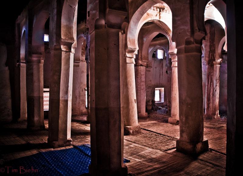 Iklane Mosque of Tinghir (17th Century)