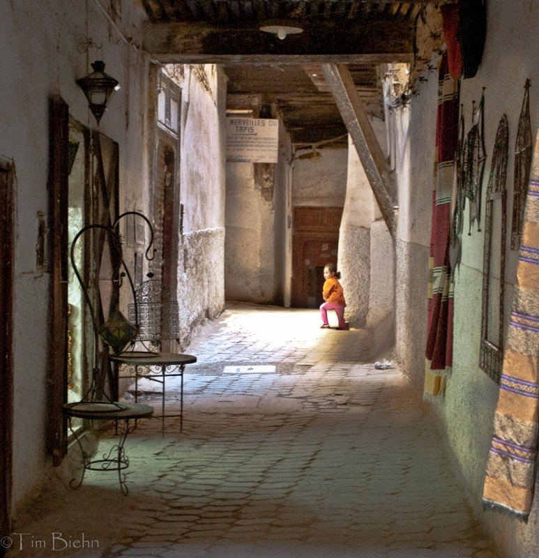 Life in the Medina