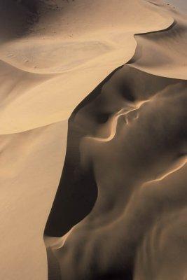 Namibia, Sea Dunes, Namib-Naukluft Park, October 1997