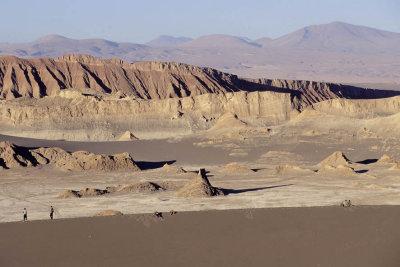 Chile, Moon Valley, Atacama, November 1995