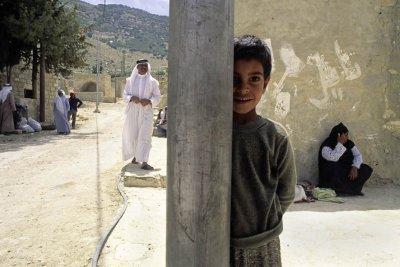 Jordan, Dhiban, April 1995