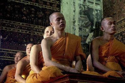 Thailand, Bangkok, November 1993
