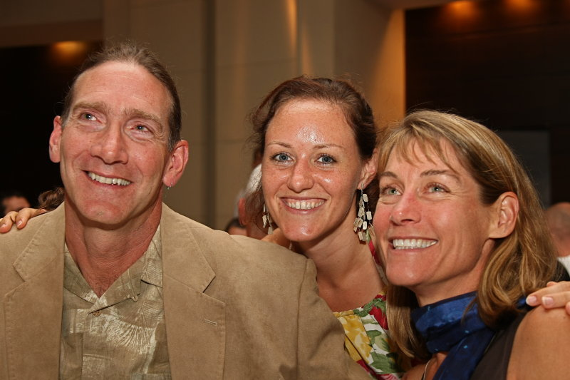 Jeff, Kelly & Stacey