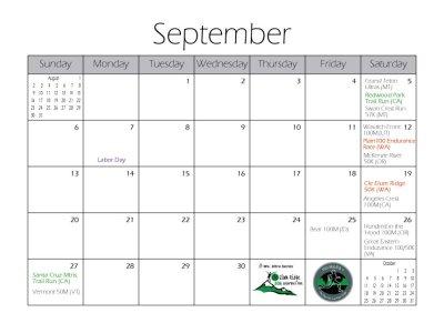 Sample Month