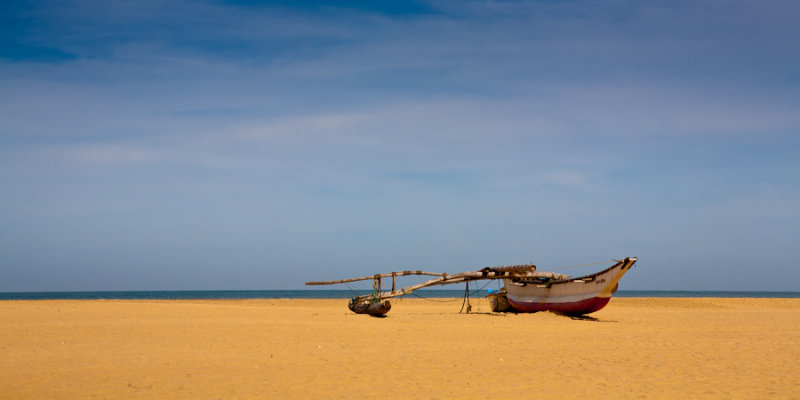 Negombo fishing boat 1
