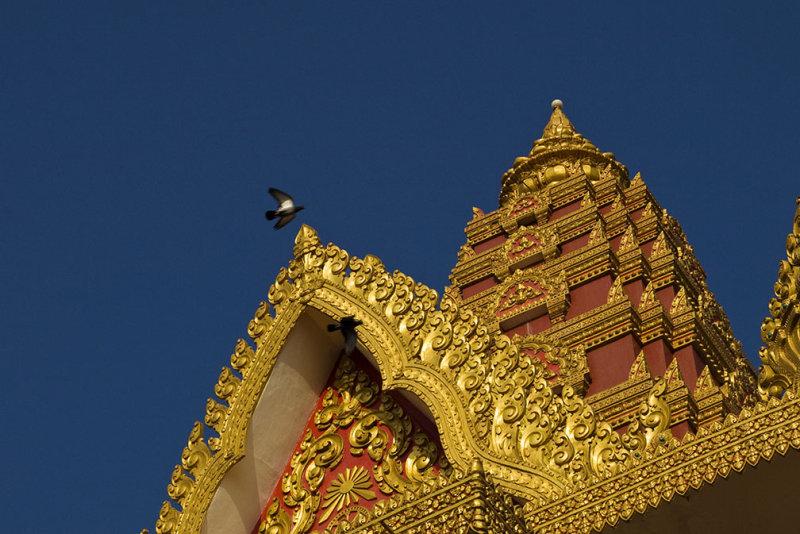 <B>Flight</B> <BR><FONT SIZE=2>Phnom Penh, Cambodia, January 2008</FONT>