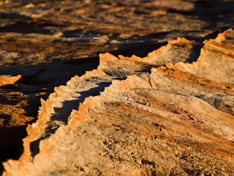 <B>Rockscape 4</B> <BR><FONT SIZE=2>Valley of Fire State Park, Nevada - September 2008</FONT>