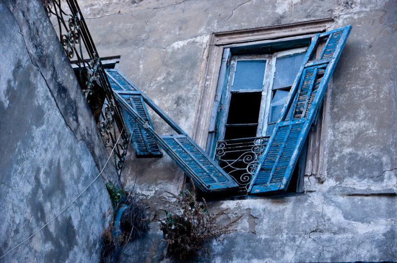 <B>Decay</B> <BR><FONT SIZE=2>Tunis, Tunisia - November 2008</FONT>