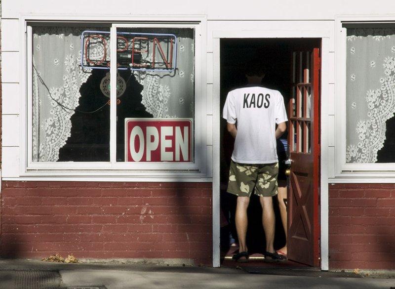<B>Open to Possibilites</B> <BR><FONT SIZE=2>Weaverville, CA, August, 2007</FONT>