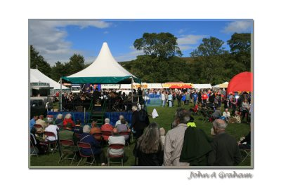 Stanhope Silver Band (Stanhope Show)