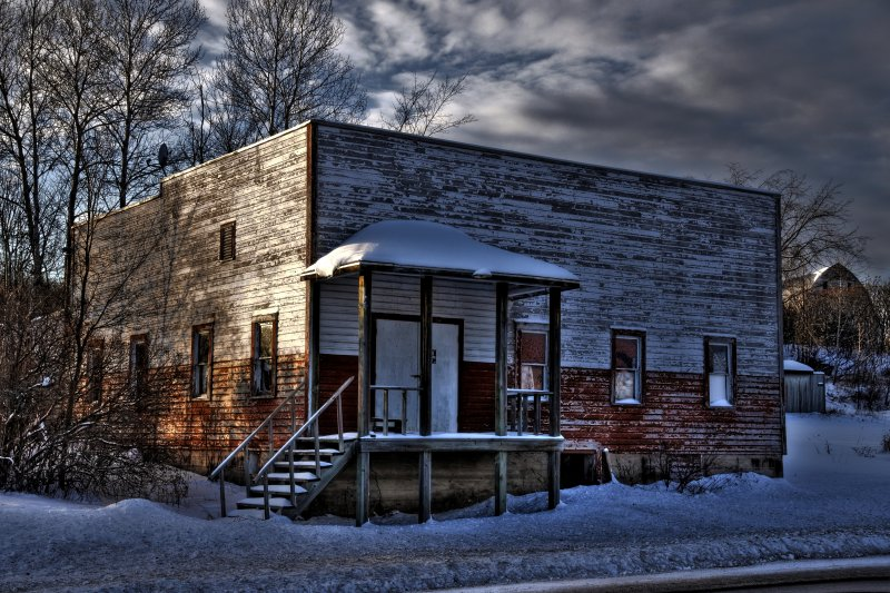 Old Murry townhall building