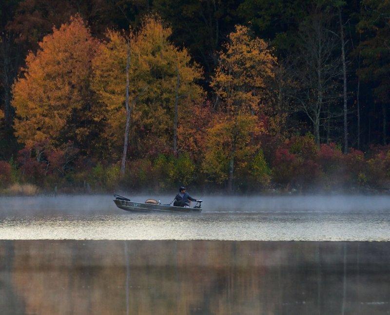 On Carbuncle Pond