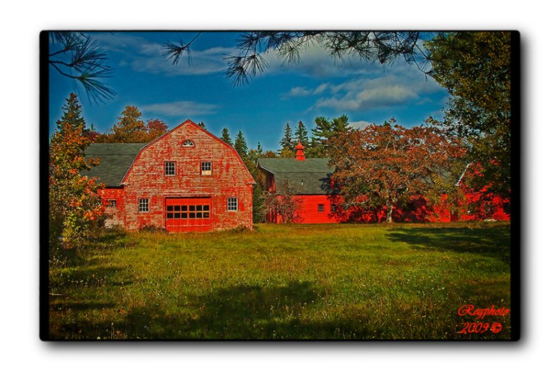 New-England-Red-Barn